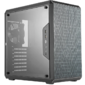 Cooler Master MasterBox Q500L,  USB3.0x2,  1x120Fan,  Black,  ATX,  w / o PSU