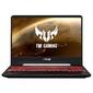 """ASUS TUF FX505DY-BQ024T 15.6"""" (1920x1080  (матовый) IPS) / AMD Ryzen 5 3550H (2.1Ghz) / 8192Mb / 512SSDGb / noDVD / Ext:AMD Radeon RX 560X (4096Mb) / Cam / BT / WiFi / war 1y / 2.2kg / Metal / W10"""