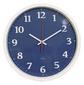 Часы настенные аналоговые Бюрократ WallC-R66P белый