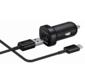 Автомобильное зар. / устр. Samsung EP-LN915CBEGRU 2A универсальное Кабель USB черный