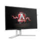 "AOC AGON AG241QG 23.8"" Black-Red с поворотом экрана  (LED,  2560x1440,  165Hz,  1 ms,  170° / 160°,  350 cd / m,  50M:1,  +HDMI,  +DisplayPort,  +4xUSB,  +MM)"