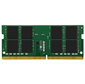 Kingston DDR4   32GB  (PC4-25600)  3200MHz DR x8 SO-DIMM
