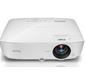 Проектор BenQ MW535 WXGA 3600 AL 1.2X,  TR 1.55-1.86,  HDMIx2,  VGAx2  (repl. MW533)