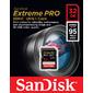Флеш карта SD 32GB SanDisk SDHC Class 10 UHS-I U3 Extreme Pro 95MB / s
