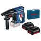 Перфоратор Bosch GBH 180-LI SDS-plus 0611911023 18 В,  Зарядное устройство GAL 1860 CV,  2 аккумулятора 4, 0 Ач,  Чемодан