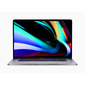 "Apple MacBook Pro 16,  T-Bar,  Intel Core i7  (2.6GHz up to 4.5GHz 6-core 9th-gen.),  16384Mb,  512гб SSD,  Radeon Pro 5300M 4G,  16.0"",  MacOS,  Silver [MVVL2RU / A]"