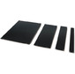 Blanking Panel Kit - 8U,  4U,  2U,  1U panel - Black