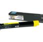 Картридж Lexmark жёлтый для X950,  X952,  X954