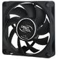 Вентилятор DEEPCOOL Xfan70 70x70x15мм 300шт. / кор,  пит. от мат.платы,  черный пластик,  3000об / мин Color BOX