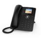 SNOM Global 735 Desk Telephone Black