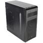 Корпус Aerocool SI-5101,  ATX,  без БП,  195x410x385 мм,  1х USB 3.0 + 2х USB 2.0,  сталь 0, 5 мм