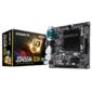 Gigabyte GA-J3455N-D3H Intel Quad-Core Celeron J3455  (2.3 GHz),  2xDDR3-1600 SO-DIMM,  D-SUB+HDMI,  1xPCI,  4xSATA3,  8 Ch Audio,  2xGLan,   (2+4)xUSB2.0,   (2+2)xUSB3.1,  2xCOM,  2xPS / 2,  Mini-ITX