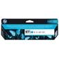 HP 971 CN622AE голубой для HP OJ Pro X476dw/X576dw/X451dw/X551dw (2500стр.)