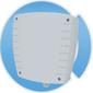Aastra Base Station RFP 36 IP (IP/SIP DECT базовая станция всепогодная, антенны и лицензия опционально)
