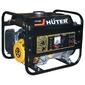 Генератор Huter HT1000L,  220 В,  1кВт,  выход 12В,  вес 28 кг
