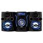 Минисистема BBK AMS110BT черный / темно-синий 120Вт