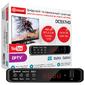 D-Color DC937HD Ресивер DVB-T2 Sunplus 1509C,  DVB-T2 Пластик,  RCA,  HDMI,  USB,  LED-дисплей,  Внешний БП  (5V)