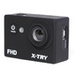 X-Try XTC110 1xCMOS 8Mpix Экшн-камера,  черный