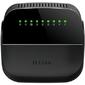 Роутер беспроводной D-Link DSL-2740U / R1A ADSL черный