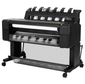 HP DesignJet T1530 36-in PostScript® Printer with Enc. HDD