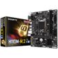 Материнская плата Gigabyte GA-H110M-M.2 Soc-1151 Intel H110 2xDDR4 mATX AC`97 8ch (7.1) GbLAN+VGA+DVI+HDMI