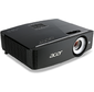 Acer projector P6200S,  DLP 3D, XGA,  Short Throw,  5000Lm, 20000 / 1,  HDMI,  RJ45, V Lens shift, Bag,  4.5Kg, EURO / UK Power EMEA