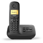 Р / Телефон Dect Gigaset A270A AM RUS черный автооветчик АОН