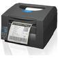 Citizen CL-S521II Printer; Direct thermal,  Black,  UK+EN Plug  (ex 1000815)