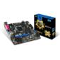 MSI H81M-P33 V2 RTL LGA1150 H81 DDR3 PCI-E SATAII SATAIII 7.1ch Audio GBL D-Sub DVI mATX