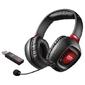 Наушники с микрофоном Creative TACTIC3D RAGE WIRELESS V2.0 черный беспроводные