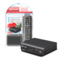 D-Color DC922HD Ресивер DVB-T2 Sunplus 1509C,  DVB-T2 Пластик,  RCA,  HDMI,  USB,  LED-дисплей,  Внешний БП  (5V)