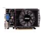Видеокарта MSI PCI-E nVidia N730-4GD3 GeForce GT 730 4096Mb 128bit DDR3 750 / 1000 DVI / HDMI / CRT / HDCP RTL