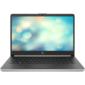 """HP 14s-dq0000ur  (17.9mm,  Msft modern) 14"""" (1366x768) / Intel Pentium 4417U (Ghz) / 4096Mb / 128SSDGb / noDVD / Int:Intel HD Graphics / BT / WiFi / 41WHr / war 1y / 1.47kg / Natural Silver / W10"""