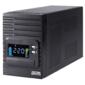Источник бесперебойного питания Powercom Источник бесперебойного питания Powercom SMART KING PRO+,  Интерактивная,  1000 ВА  /  800 Вт,  Tower,  IEC,  LCD,  Serial+USB,  USB,  SmartSlot