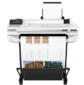 "Широкоформатный принтер HP DesignJet T525 Printer  (24"", 4color, 2400x1200dpi, 1Gb, 35spp (A1), USB / LAN / Wi-Fi, stand, mediabin, rollfeed, sheetfeed, tray50 (A3 / A4),  autocutter, GL / 2, RTL, 1y warr,  repl. CQ890C)"