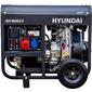Генератор Hyundai DHY 8000LE-3 6.5кВт