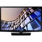 "Телевизор LED Samsung 24"" UE24N4500AUXRU 4 черный / HD READY / DVB-T2 / DVB-C / DVB-S2 / USB / WiFi / Smart TV  (RUS)"