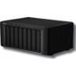Synology DiskStation DS2015xs QC1, 7GhzCPU / 4Gb DDR3 / RAID0, 1, 10, 5, 5+spare, 6 / up to 8hot plug HDDs SATA (3, 5' or 2, 5')  (up to 20 with 2xDX1215 / 6xUSB / 2eSATA / 2GigEth / iSCSI / 2x10GbESFP+ / 2xIPcam (up to 40) / 1xPS