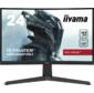 "23, 8"" Iiyama G-MASTER GB2466HSU-B1 Изогнутый 1500R1920x1080@165Гц VA LED 16:9 1ms 2*HDMI DP 2*USB2.0 80M:1 3000:1 178 / 178 250cd Tilt Speakers Black"
