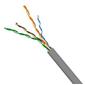 Кабель Lanmaster NM-FTP5E4PR-CCA 305м NewMax FTP CCA 4 pairs Cat 5e PVC Grey