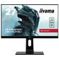 "Монитор Iiyama 27"" G-Master GB2760HSU-B1 черный TN+film LED 1ms 16:9 HDMI M / M матовая HAS Pivot 1000:1 400cd 170гр / 160гр 1920x1080 DisplayPort QHD USB 7.2кг"