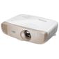 Проектор W2000 DLP DC3 DMD; 1080P Full HD Video Projector; CinematicColor; Rec.709,   Brightness 2000 AL; High contrast ratio 15;000:1; 1.3X zoom; Short throw  (1.15 - 1.5); Vertical lens shift; auto ve