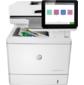 HP Color LaserJet Enterprise Flow MFP M578C  (p / c / s / f, A4, 1200dpi, 38 (38)ppm, 1, 25GB (print), 512MB (scan), HDD320Gb, 2trays100+550, ADF100, Duplex, Stapler, USB / GigEth, 1ywarr, cart.5, 5KB&3, 5KCMYp.inbox, replB5L54A)