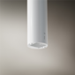 Вытяжки JET AIR /  Декоративный дизайн,  43 см,   290 Вт,  кнопочное управление,  1200 куб. м. ,  белая