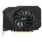 Видеокарта Asus PCI-E PH-GTX1650-O4GD6 NVIDIA GeForce GTX 1650 4096Mb 128bit GDDR6 1410 / 12000 DVIx1 / HDMIx1 / DPx1 / HDCP Ret