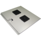 Блок 2-х вентиляторов TWT  (TWT-CBE-FAN2-6) в крышу шкафа Eco глубиной 600 мм