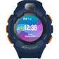 "Смарт-часы Jet Kid Gear 50мм 1.44"" TFT оранжевый  (GEAR BLUE+ORANGE)"