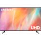 "Телевизор SAMSUNG 55"" 4K / Smart 3840x2160 Wi-Fi Bluetooth Tizen серый UE55AU7100UXRU"