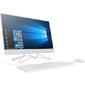 "HP 24-f0028ur NT 23.8""  (1920x1080) Intel Core i3-8130U,  4GB DDR4-2400 SODIMM  (1x4GB), 16GB Optane +1TB,  INTEL HD GRAPHICS 620,  no DVD,  USB kbd&mouse,  Privacy VGA webcam,  Snow White,  Win10,  1Y Wty"