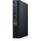 Dell Optiplex 3060 Micro Pentium G5400  (3, 7GHz) 4GB  (1x4GB) DDR4 128GB SSD Intel UHD 610 Linux TPM 1 years NBD